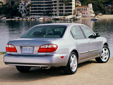 Pictures of Infiniti I30 (A33) 1999–2001