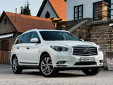 Photos of Infiniti JX35 RU-spec (L50) 2013–14