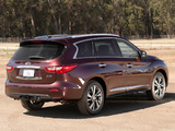 Pictures of Infiniti JX35 (L50) 2013