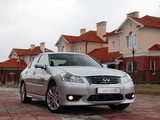 Images of Infiniti M35x RU-spec (Y50) 2008–10