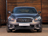 Images of Infiniti M30d S ZA-spec (Y51) 2012–13
