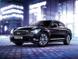Images of Infiniti M35h Business Edition (Y51) 2012