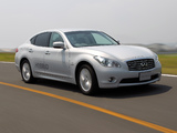 Photos of Infiniti M35h JP-spec (Y51) 2011–13
