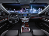 Photos of Infiniti M35h Business Edition (Y51) 2012