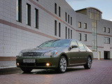 Pictures of Infiniti M35x (Y50) 2006–08