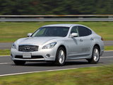 Pictures of Infiniti M35h JP-spec (Y51) 2011–13