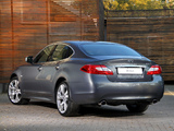 Pictures of Infiniti M30d S ZA-spec (Y51) 2012–13