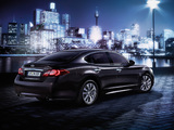 Pictures of Infiniti M35h Business Edition (Y51) 2012
