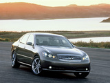 Infiniti M45 Concept (Y50) 2004 wallpapers