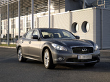 Infiniti M30d (Y51) 2010–13 wallpapers