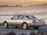 Photos of Infiniti Q45 (Y33) 1996–2000
