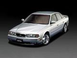 Impul Nissan Infiniti Q45 (G50) 1993–96 wallpapers