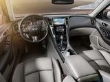 Infiniti Q50 Hybrid (V37) 2013 images