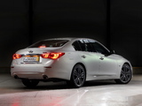 Photos of Infiniti Q50 2.0t (V37) 2014