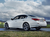 Infiniti Q50 2.0t (V37) 2014 wallpapers