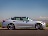 Infiniti Q70 Hybrid (Y51) 2013 wallpapers
