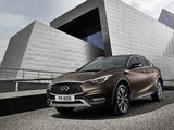 Infiniti QX30 2015 photos