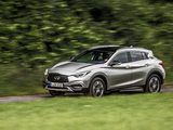 Infiniti QX30 2.2d AWD 2016 pictures