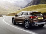 Photos of Infiniti QX30 2015