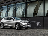 Photos of Infiniti QX30 2.2d AWD 2016
