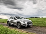 Pictures of Infiniti QX30 2.2d AWD 2016