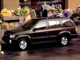 Infiniti QX4 (JR50) 1996–2000 photos