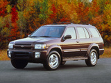 Infiniti QX4 (JR50) 1996–2000 pictures