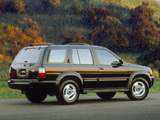 Infiniti QX4 (JR50) 1996–2000 wallpapers