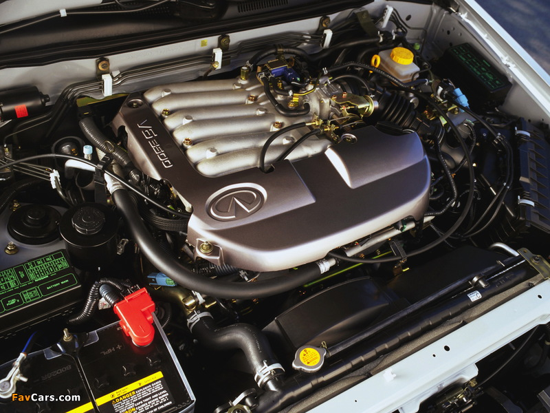 Photos of Infiniti QX4 (JR50) 2000–03 (800 x 600)