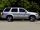 Pictures of Infiniti QX4 (JR50) 2000–03