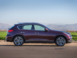 Infiniti QX50 3.7 (J50) 2013 wallpapers