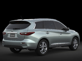 Infiniti QX60 Hybrid (L50) 2013 wallpapers