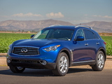 Infiniti QX70 3.7 (S51) 2013 photos