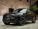 Pictures of Infiniti QX70 5.0 Poltrona Frau (S51) 2014