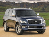2015 Infiniti QX80 5.6 (Z62) 2014 photos
