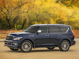 2015 Infiniti QX80 5.6 (Z62) 2014 wallpapers