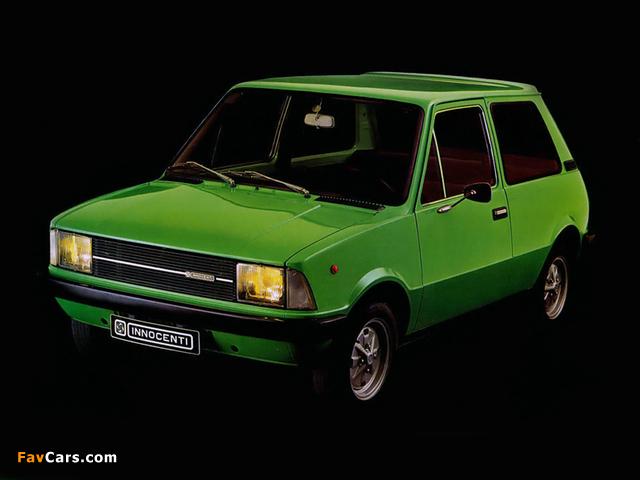 Innocenti Mini 90 1974–82 pictures (640 x 480)