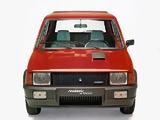 Innocenti Mini de Tomaso Turbo 1983–88 wallpapers