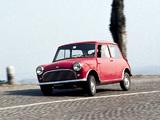 Photos of Innocenti Mini Minor (ADO15) 1965–70