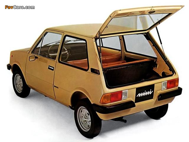 Pictures of Innocenti Mini 90 1974–82 (640 x 480)