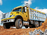 International 7600 Dump Truck 2005 photos