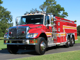International 7400 Fire Truck 2005 wallpapers