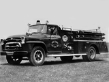 Images of International A-170 by Central Fire Truck Corporation 1958