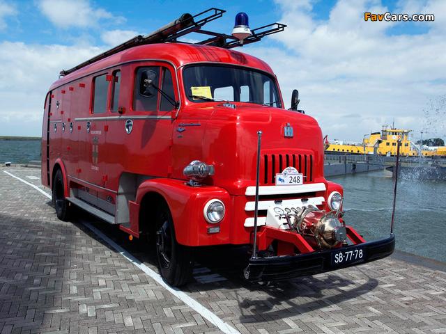 Images of International BC 180 Brandweer 1957 (640 x 480)