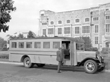 International C-30 School Bus 1935 images