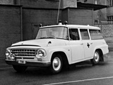 International C1100 Custom Travelall Ambulance 1963–64 images