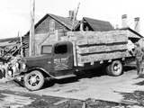 1934–37 International C-30 Flatbed photos