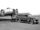 Photos of 1934–37 International C-1 Panel Truck