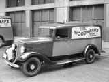 Pictures of 1934–37 International C-1 Panel Truck