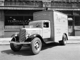 1934–37 International C-30 Delivery Truck wallpapers